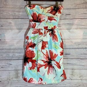 TEEZE ME SUMMER DRESS Strapless with Pockets